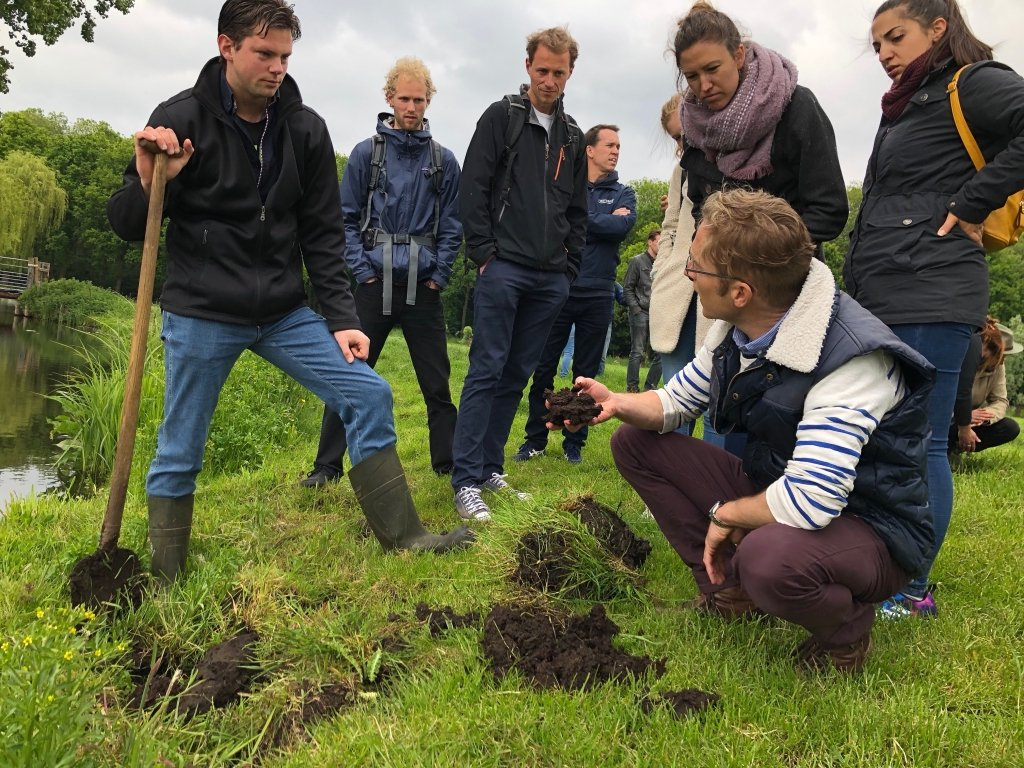 An image for Soil health is central to sustainable farming (Photo: Erica ten Broeke)
