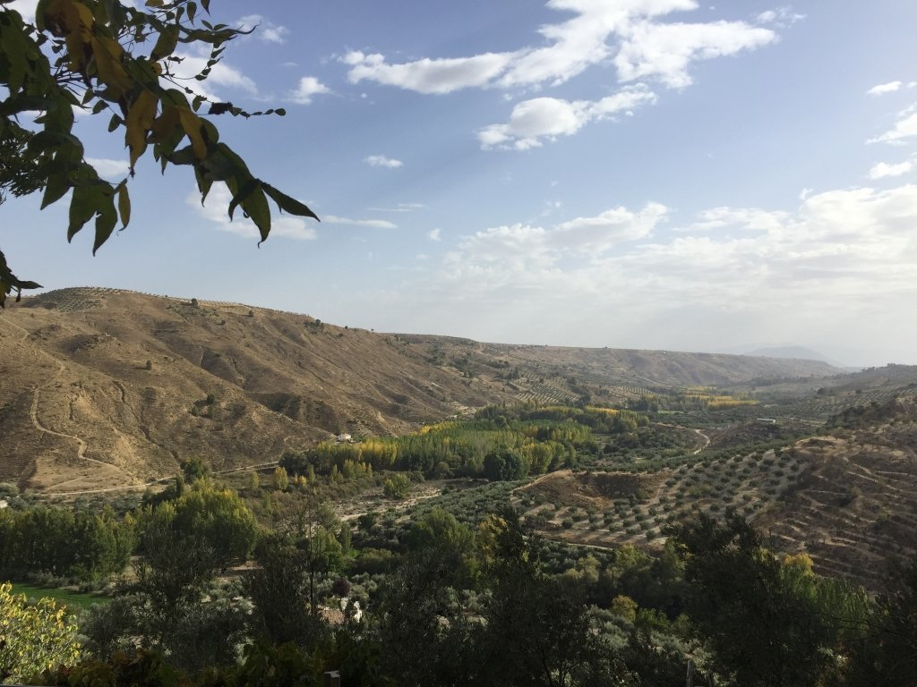 An image for The Castril river valley in the AlVelAl territory