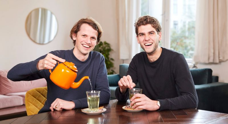 An image for Tea companyPtthee won the ASN Bank Prize, helping them to grow their business